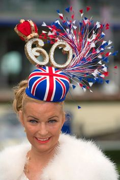 Royal Ascot 2012 - add some sparklers, come on........