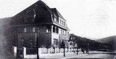 Villa in der Wiehre Hobeinstraße 7 Foto um 1910 https://www.facebook.com/HistorischesFreiburg/photos/np.1447500986810271.100002251567273/857125744378076/?type=3