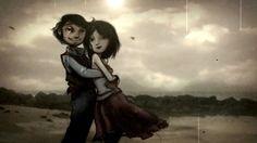 A SHORT LOVE STORY IN STOP MOTION on Vimeo. http://www.carloslascano.com/carloslascano/vid_ashortlovestory.html