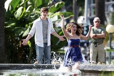 Scenes between Matt Lanter and Shenae Grimes was always one of my favorite things about 90210. :)