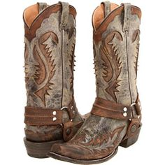 Stetson Cowgirl Boots. Must have.