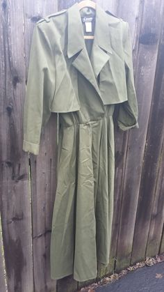 Military Dress ~Green Dress~80s Dress~Royal Navy~Navy Uniform~Olive Green Dress~Womens dresses~Casual Dress~Summer Dress~Army Costume