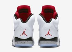 09fce31fb993 Air Jordan 5 White Cement – Kickzablaze Online Boutique Jordan 5