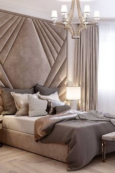 romantic bedroom decor ideas on a budget plan feature whatever from classic estate furnishings to uniquely fashionable executes. Brown Furniture Bedroom, Modern Bedroom, Bedroom Interior, Luxurious Bedrooms, Brown Bedroom, Couple Bedroom, Bedroom Diy, Stylish Bedroom, Bedroom Design Diy