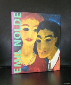 Ulmer Museum # EMIL NOLDE, Portraits # 2005, mint