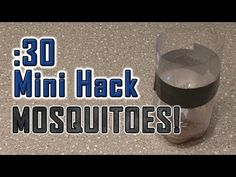 How To Get Rid Of Mosquitoes The Simple and Easy Way. Life is Going To Be So Much Better Now!