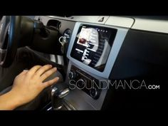 iPad mini car dash install in a 2010 VW CC