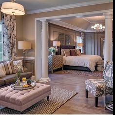 20 Amazing Luxury Master Bedroom Design Ideas Pinterest