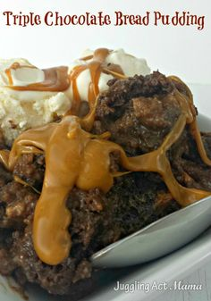 caramel bread pudding coffee liqueur bread pudding with caramel sauce ...