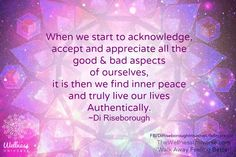 The Wellness Universe Quote of the Day by Di Riseborough - The Wellness Universe Blog