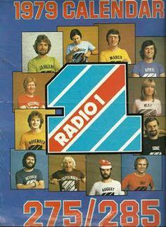 Radio 1 Calendar