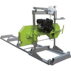Timber Tuff Saw Mill, Model# TMW-2020SMBS
