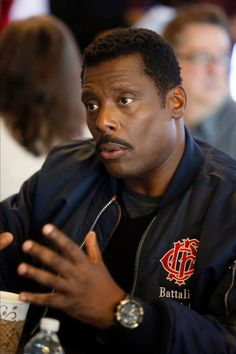 Chief Bowden ~ Chicago Fire