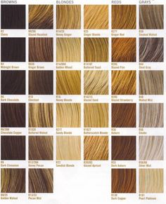 1000 ideas about blonde color chart on pinterest blonde