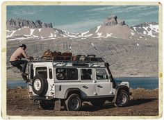 Land Rover Defender 110 Td5 Station Wagon. Adventure explorer. //Cars for Adventures - Max Raven @maxraven