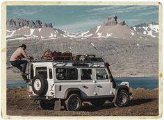 Land Rover Defender 110 Td5 Station Wagon. Adventure explorer.