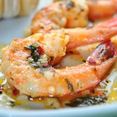 Fried spicy garlic shrimp.Very delicious and easy appetizer recipe.