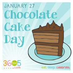 national chocolate cake day january 15 is national strawberry day january 6088