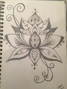 Mandala tattoo back , Mandala Tattoo Sleeve, Mandala Tattoo Sho Flower Mandala Tattoo, Dotwork Tattoo Mandala, Mandala Tattoo Sleeve, Mandala Tattoo Design, Flower Tattoo Designs, Lotus Flower Tattoos, Lotus Design Tattoos, Lotus Flower Art, Lotus Art