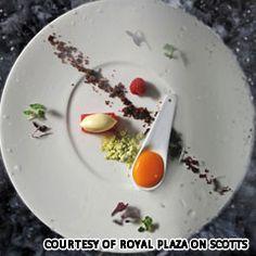 Molecular cuisine at Carousel 25 Scotts Road