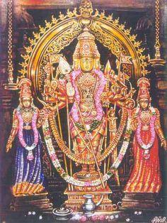 Tiruchendur Murugan - Thiruchendur Murugan Temple, Tiruchendur (Tamil Nadu, India)