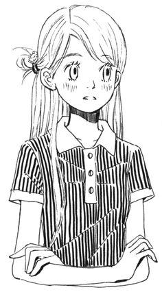 Honey and Clover Honey And Clover, Tokyo, Otaku, Animation, Book Art, Fan Art, Japan, Black And White, Gallery