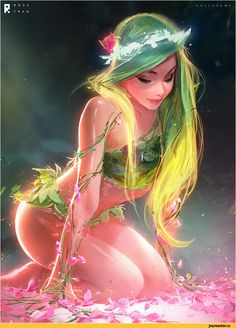 Ross Tran,RossDraws,artist,fantasy art,art,арт,красивые картинки