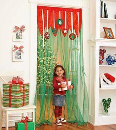 Make a Holiday Entrance