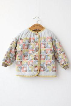 画像2: 子供服 lolo 中綿コート(100)