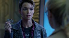 Maggie Sawyer, Crossover Episodes, Superbat, Batwoman, Ruby Rose, Supergirl, Marvel Dc, Fictional Characters, Awesome