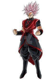 Goku Black (Xeno) SSR - by Thanachote-Nick on DeviantArt Black Goku, Foto Do Goku, Dragon Ball Gt, Deviantart, Goku Vs Batman, Manga Girl, Anime Girls, Goku 2, Rosario Vampire