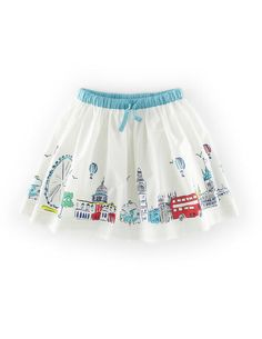 Scenic Skirt 32600 Applique Skirts at Boden