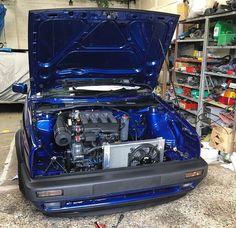 Scirocco Volkswagen, Volkswagen Golf Mk2, Vw Touran, Mk1 Caddy, Vw Racing, Vw Engine, Golf Mk3, Old School Cars, Car Sit
