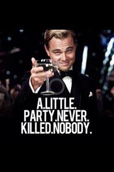 Sotrue#leo#party