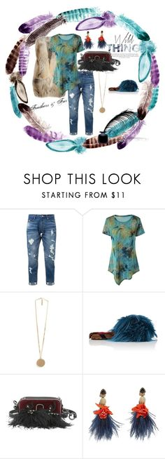 """""""Wild Things"""" by dreamcatcher51 ❤ liked on Polyvore featuring Jimmy Choo, Guild Prime, Givenchy, Mr & Mrs Italy, Marc Jacobs and Lizzie Fortunato"""