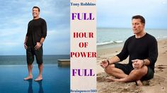 Tony Robbins is an Absolute Powerhouse. From running multi-million dollar businesses to making cameos in movies (Shallow Hal '01) he's done it all and done it successfully. He gives some simple but powerful advice here in this video about the formula for happiness. And its really not what you think! (more)