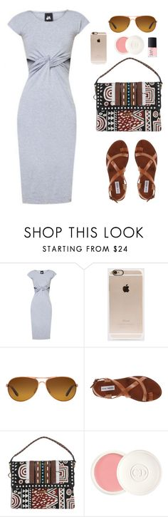 """""""Casual Chic"""" by anladia on Polyvore featuring Incase, Oakley, Steve Madden, Just Cavalli, Christian Dior and NARS Cosmetics"""