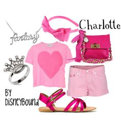 """Charlotte"" by lalakay on Polyvore"