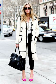 I love this winter outfit.