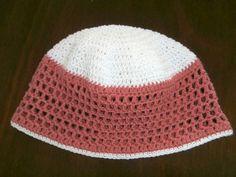 Heivatut kudelmat: Virkattu perusmyssy päälaelta alkaen Crochet Hats, Beanie, Fashion, Crocheted Hats, Moda, Fashion Styles, Beanies, Fashion Illustrations, Fashion Models
