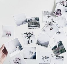 "Square Prints loved by @michellelouise__.  ""Enjoying my favourite moments all over again, with thanks to @inkifi_instagram."""