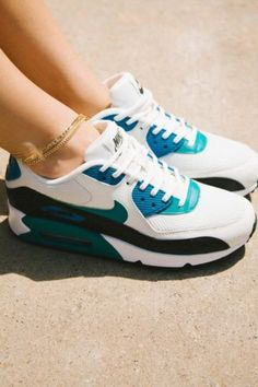 watch 2c47a bb5c1 Nike Air Max 90 Colorblock Sneaker