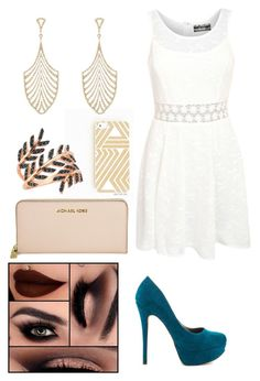 """Untitled #293"" by rhay-q ❤ liked on Polyvore featuring moda, Pilot, Michael Antonio, Michael Kors e Ileana Makri"