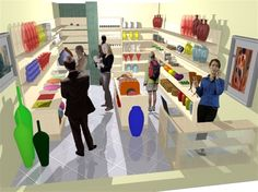 Galeria Promob - Galeria de Projetos - Loja de Decoração