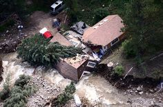 Eight days, 1,000-year rain, 100-year flood | September 2013 Boulder County flood