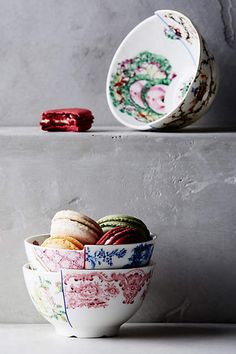 Unlikely Symmetry Nut Bowl - anthropologie.com
