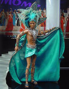 """Trinidad & Tobago """"Carnival"""" Ken"""