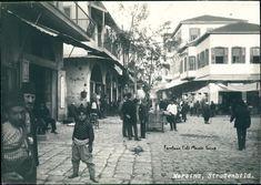 1930 lar #Mersin Gümrük meydanı..