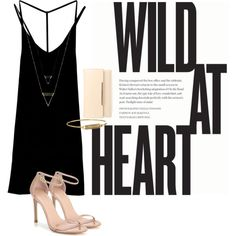 A fashion look from October 2015 featuring RVCA dresses, Stuart Weitzman sandals and Christian Louboutin clutches. Browse and shop related looks.
