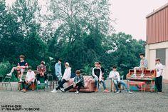 wanna one energetic mv behind the scene Miss U So Much, I Miss U, 3 In One, Fun To Be One, Lai Guanlin, Produce 101 Season 2, Lee Daehwi, Ong Seongwoo, Kim Jaehwan